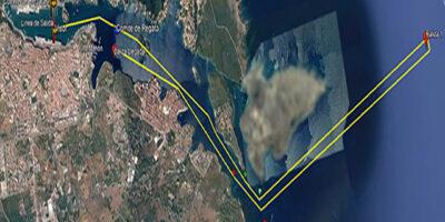 Recorrido Menorca-Sant Joan 23jun2019