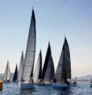 El espectáculo de la regata Menorca Sant Joan