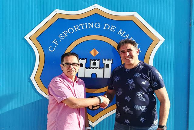 Sporting- Renovacio Joan Melià