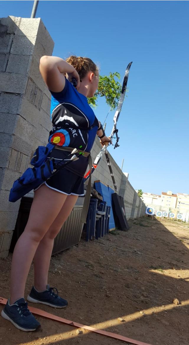 Tir amb Arc-Final de la Copa Menorca