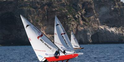 Volta a Menorca en pati de vela-3