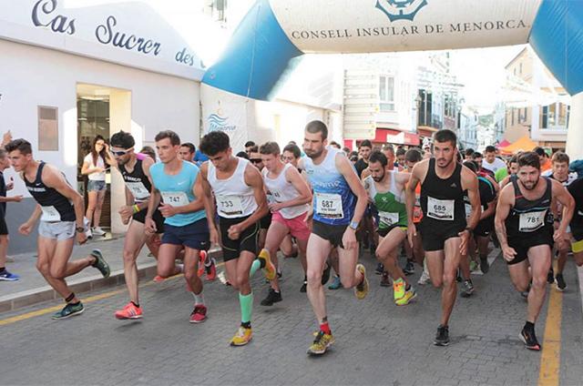 Cursa Sant Martí 2019