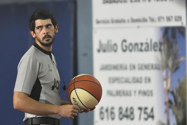 Josemi Reigal, arbitre básquet