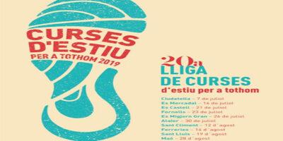 Logo Curses d'Estiu 2019