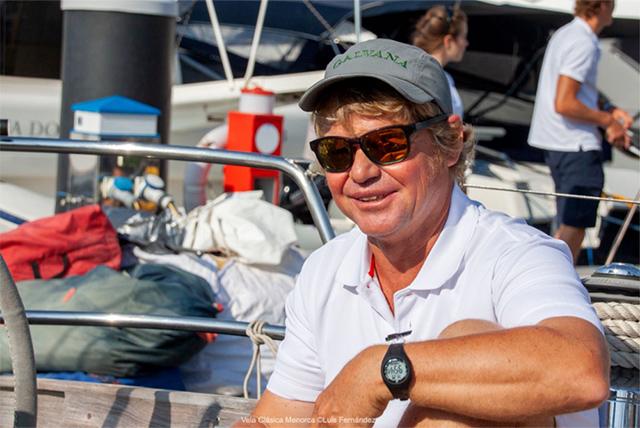 Álex Pella- Barcos Época