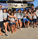 Trece regatistas d'Es Nàutic en el 'Gran Día de la Vela' de s'Arenal