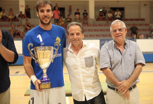 Palma Futsal-Campeón 1er torneoMecup Futsal Menorca