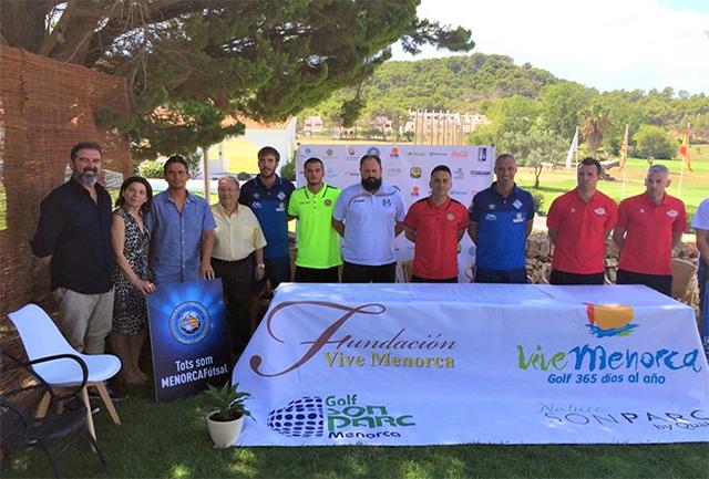 Presentacion Torneo Futbol Sala