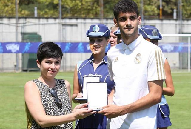 Xavi Sintes, MVP en croacia