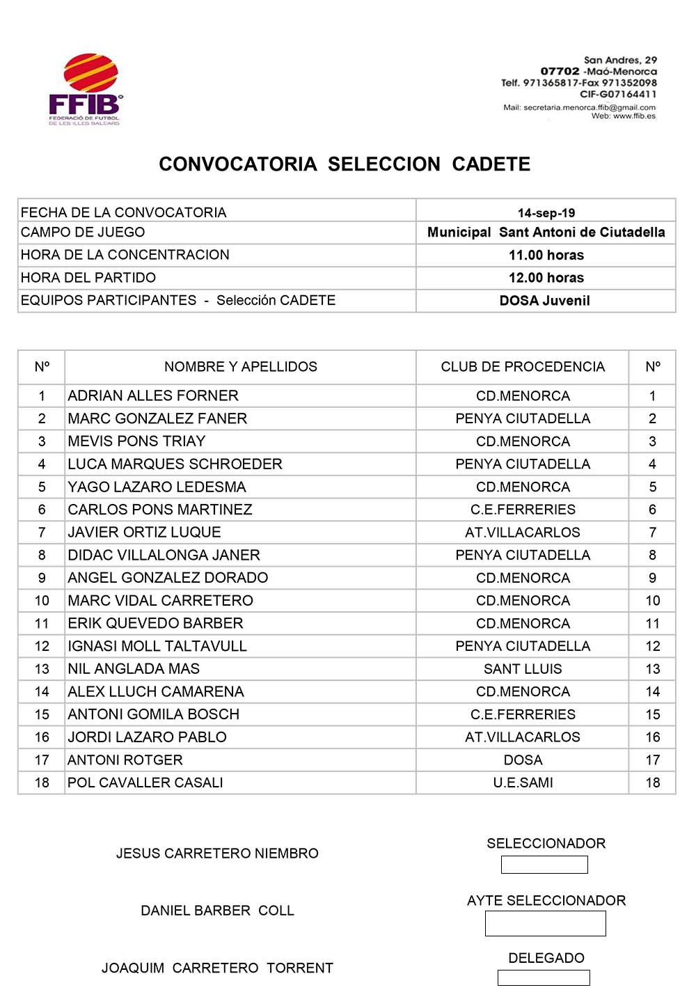 CONVOCATÒRIA-SELECCIÓ-CADET-190914
