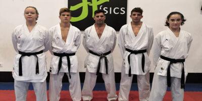 Equip Físics Karate Nacional