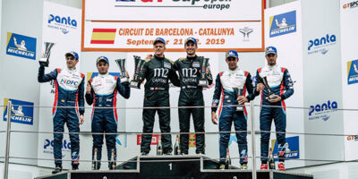 Faust Salom-Podio Circuit de Catalunya