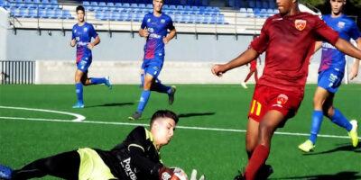 Futbol LNJ-CD Menorca-San Francisco