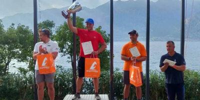 Joan Cardona-Internacional Finn Cup