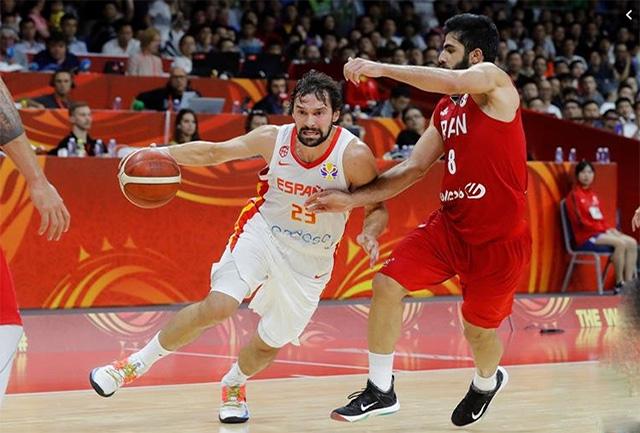 Llull con España ante Iran