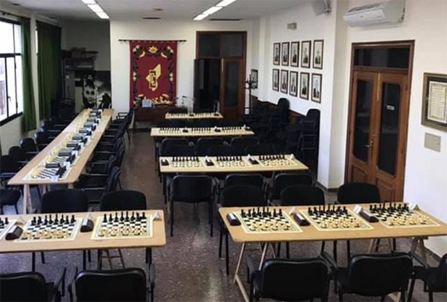 Tableros ajedrez-Boscos