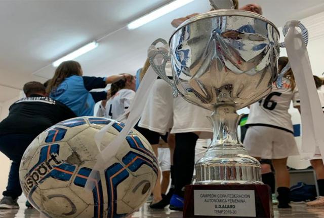Copa federacion ganada por Alaro