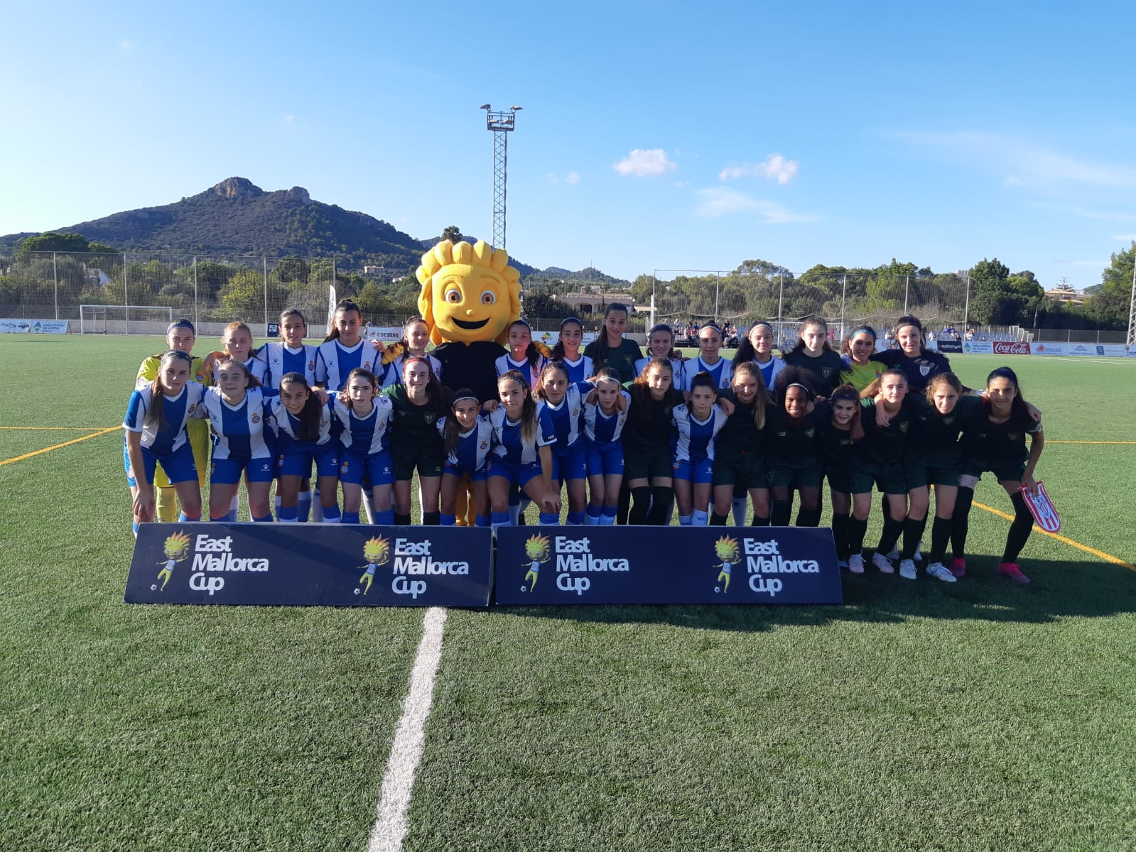 East Mallorca Girls Cup-AT. Bilbao-Espanyol SUB-16