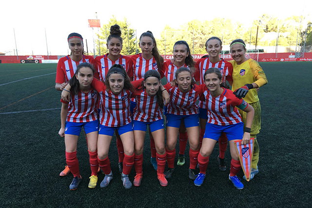 East Mallorca Girls Cup-At Madrid SUB-16
