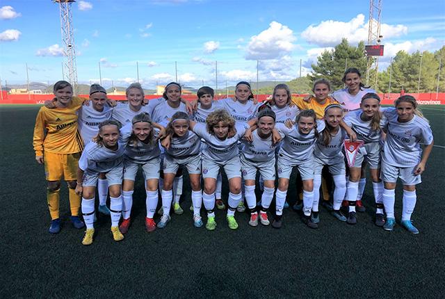 East Mallorca Girls Cup-Bayern München jugará la final Sub-16