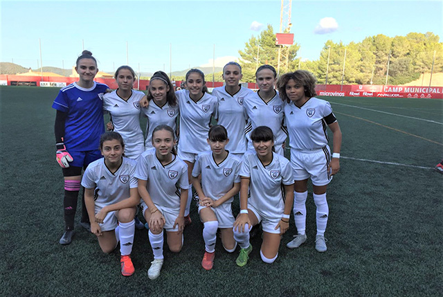 East Mallorca Girls Cup-Madrid FCF jugará la final Sub-14