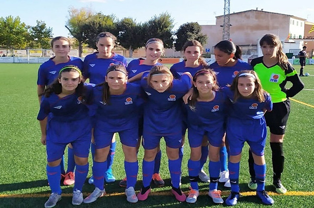 East Mallorca Girls Cup-Selec Mallorca