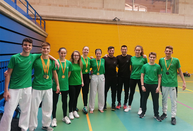Fisics-Medalles Balear karate