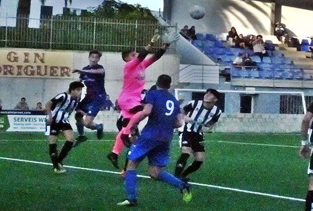 Futbol LNJ-Menorca-Alaior