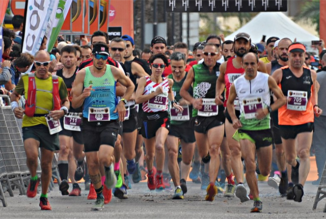 Maria Pallicer-Ibiza trail maratón
