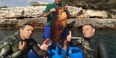Pesca Submarina-Es Nàutic