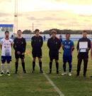 El Sporting de Mahón homenajea al CD Menorca por su centenario