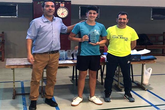 Premis Tennis Taula-Joel Bagur