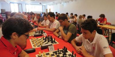 Torneo Ajedrez relampago