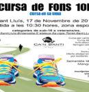Arriba sa Cursa de Fons de Sant Lluís 10k 2019