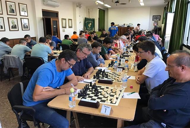 Cto Menorca de ajedrez individual