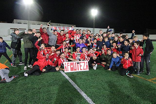 Final Copa Regional Mercadal-Sporting Mahón