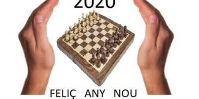 Felicitació Escacs 2020