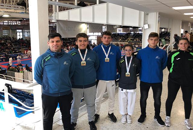 Fisics- Lliga Nacional de Karate