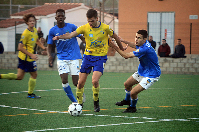 Futbol DH At Villacarlos-Lleida