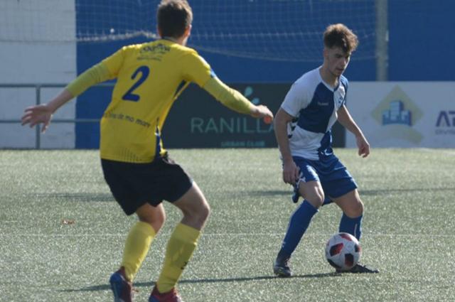 Futbol DH Ebro-At Villacarlos