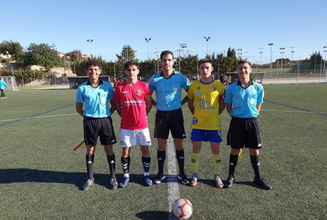 Futbol DH Nastic-At Villacarlos