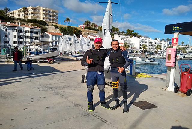 Juan Magro y David Gómez ganadores de la WS 2020