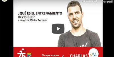 Charla Héctor Carreras-75 aniversari CD Alcázar