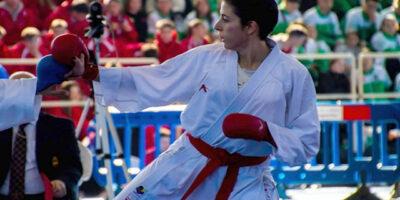 Cristina Pons-club Shotokan Ciutadella