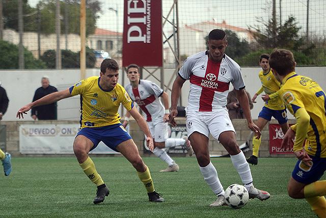 Futbol DH-AtVillacarlos-Huesca