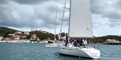 Va Bien - ganala regata Dia del Poble de Menorca