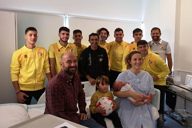 Visita AtVillacarlos al hospital