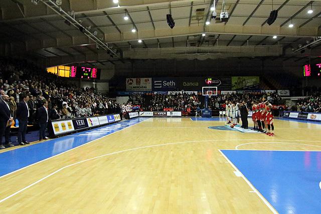 Bàsquet LEB Plata Hestia Menorca-Villarrobledo