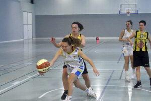 Basquet 1ª Balear fem Es Castell- Jovent