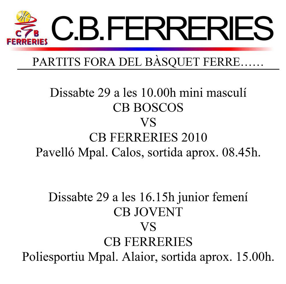Ferreries FORA